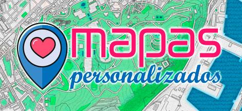 Facebook Mapas personalizdos