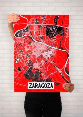 Poster Zaragoza